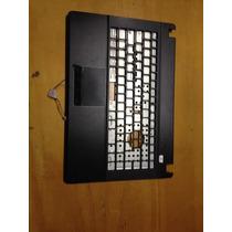 Carcaça Superior Teclado Do Notebook Cce Chromo-333b