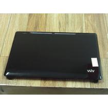 Tampa Da Tela Notebook Cce Win Modelo 62r-a14hm0-1201 (707)