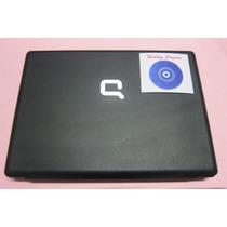 Carcaça Do Notebook Compaq Presagio C700 Completa Com Flet