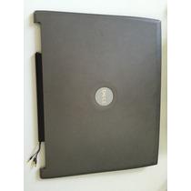 Carcaça Tampa Tela Notebook Dell Latitude D520 Pp17l
