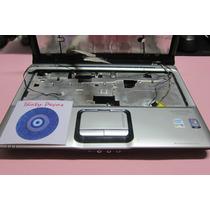 Carcaça Hp Dv2000 Intel Completa+cooler+flat+controle+jack