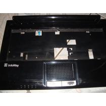 Carcaça Base Do Teclado Notebook Itautec Infoway W7415