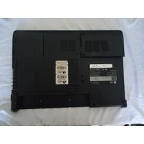 Carcaça Inferior Chassi Base Notebook Lg R410 / Lgr41