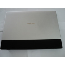 Carcaça Da Tampa Da Lcd Notebook Philips 13nb 8504