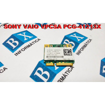 Mini Pci Wireless Bluetooth Sony Vaio Vpcsa Pcg 41213x