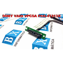 Adaptador Sata Do Drive Cd Dvd Sony Vaio Vpcsa Pcg 41213x