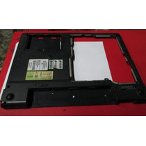 Carcaça Base Chassi Do Notebook Itautec W7655 C/ Placa Power