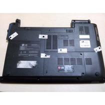 Carcaça Chassi Base Lg C400 Notebook Lg C400 Lgc40