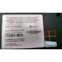 Carcaça Completa Notebook Positivo Unique S1991 - Semi Nova
