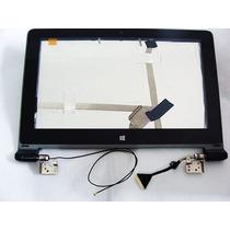 Carcaca Da Tela + Touch Screen Notebook Positivo Duo Zk3010