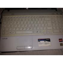 Peças Notebook Sony Vaio Pcg-61611x