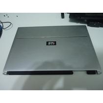 Carcaça Base Tela Notebook Semp Toshiba Is 1462