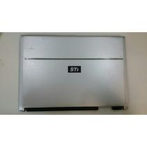 Tampa Da Tela Com Moldura Do Notebook Semp Toshiba Sti 1462