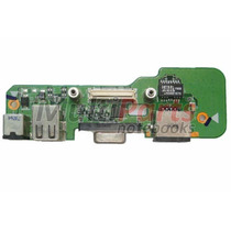 Placa Dc Power Jack Dell Inspiron 1545 - Pp41l Series
