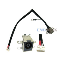 Conector Dc Jack Lg C400 R480 R510 R580 R48 R51 R58 Com Cabo