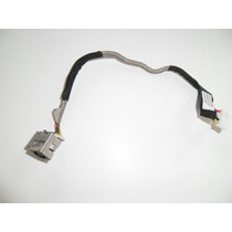 Conector Energia Hp Dv4-2114br P/n: Dc301004l00 Fotos Reais