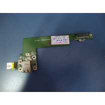 Jack Power + Placa Usb Acer 3050 - Usada (0432)
