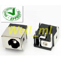 Conector Dc Jack Intelbras I532 Amazon I42 Microboard U342