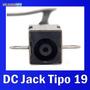 Dc Jack Tipo 19: 5.5mm * 3.0mm Lg Com Cabo Lg A410 C400 R490