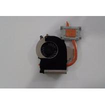 Cooler + Dissipador Dc 5v 0.40a Compaq Cq43 (3070)