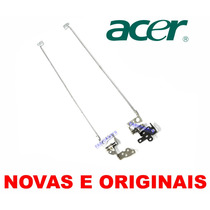 Dobradiças Lcd Acer Aspire 5350 As5350 5350-2645 5350-2828