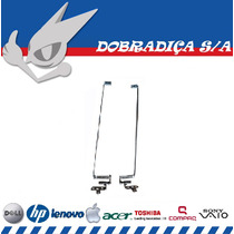 Par De Dobradiça Toshiba Satellite M300 M305 M305d Lcd