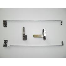 Dobradiças Notebook Lg R400 R405 Par Hastes Removíveis