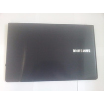 Tampa Lcd Notebook Samsung Np270e5e Kd2br Original Novo
