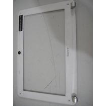 Moldura Da Tela Netbook Sony Vaio Vpcm120ab