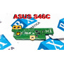 Placa Power On Off Asus S46c K46cm_power_board