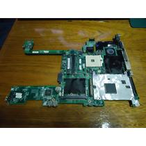Placa Mãe Notebook Hp Compaq Nx6105 C/ Defeito