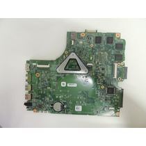 Placa Mãe Core I7 3x56p Notebook Dell Inspiron 15r 5537