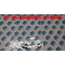 Par De Dobradiças Do Lcd Ultrabook Hp 14-d027br
