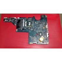 Placa Mae Hp G42 Da0ax1mb6h1 Rev:h Intel I3