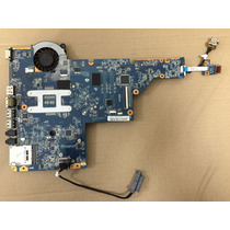 Placa Mae Hp G42 Completa C/proc T4500 2.3ghz