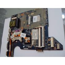 Placa Mãe+ Core 2 Duo Notebook Hp-dv4-1150br -funcionando