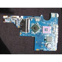 Placa Mae Hp G42 220br 605140-001 Da0ax3mb6c2