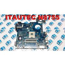 Placa Mãe Itautec N8755 Qaq10 La-8581p