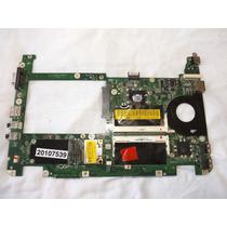 Placa Mãe Netbook Lg X140 Da0ul2mb6e1 - Defeito