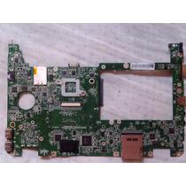 Placa Mãe Netbook Lg X140 - Com Defeito Sem Vídeo