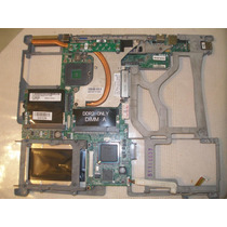 Placa Mãe Para Notebook Dell Latitude D610 Mbaces