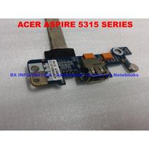 Placa Usb Notebook Acer Aspire 5315 Series