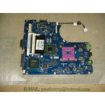 Placa Mãe Notebook Intelbrás I1000 - P/n : Ncl50 La-6121p