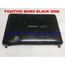 Tampa Do Lcd Netbook Positivo Mobo Black 5000