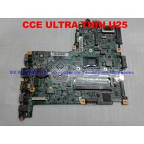 Placa Mãe + Cel Dual Core Cce U25 U45l 71r-c14cu4-t810