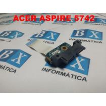Adaptador Drive Sata + Flat Acer Aspire 5742 Séries