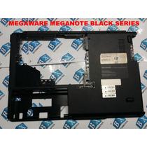 Carcaça Chassi Inferior Notebook Megaware Meganote Black