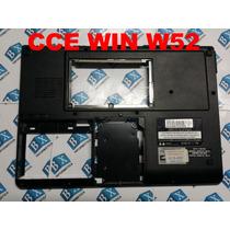 Carcaça Chassi Inferior Cce Win W52