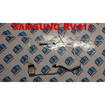 Cabo Flat Do Lcd Samsung Rv411