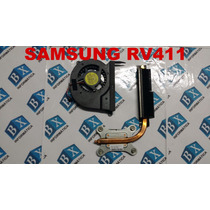 Cooler + Dissipador Samsung Rv411